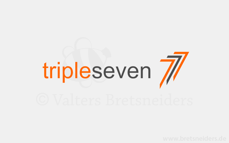 Corporate-Identity-Tripleseven-777--Logo-Bildmarke