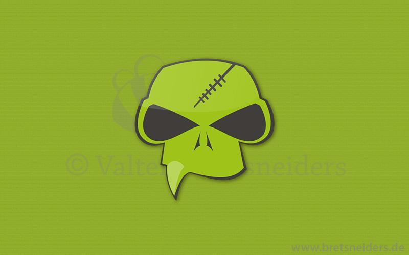 Logo Design MX Monster Style aus Stendal und Tangermünde